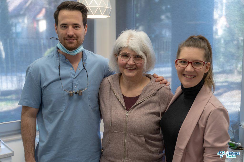 Zahnbehandlung in Ungarn Zahnarzt Ungarn ein große Routine mindestens 10 Jahren im Zahntourismus modernsten Technologien